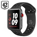 Apple Watch Nike+ Series 3 LTE MTH42ZD/A - 42mm - Kosmiczny Szary