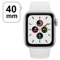 Apple Watch SE LTE MYEF2FD/A - 40mm, White Sport Band