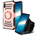iPhone X / iPhone XS Detachable Armband - Rose Gold