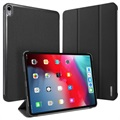 Etui Smart Folio Tri-Fold Dux Ducis Domo do Tabletu iPad Pro 11 - Czarne