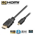 Kabel High Speed HDMI / Micro HDMI - 5m
