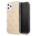 iPhone 11 Pro Max Etui Guess 4G Glitter Collection