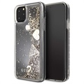 iPhone 11 Pro Max Etui Guess Glitter Collection