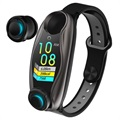 Lemfo LT04 2-in-1 Smartwatch with Earphones