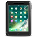 iPad 9.7 2017/2018 Love Mei Powerful Series Hybrid Case - Black