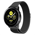 Samsung Galaxy Watch Active Magnetyczny Pasek Milanese