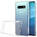 Etui z TPU Nillkin Nature 0.6mm do Samsung Galaxy S10 - Przezroczyste