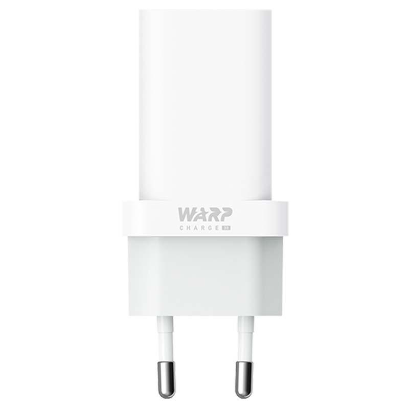 Ładowarka Sieciowa USB OnePlus Warp Charge 30 5461100006 Biała