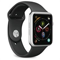 Apple Watch Series 5/4/3/2/1 Silikonowa Opaska Puro Icon - 38mm, 40mm