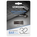 Pendrive Samsung BAR Plus USB 3.1 MUF-32BE4 - 32GB