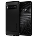 Etui Spigen Rugged Armor do Samsung Galaxy S10+ - Czarne