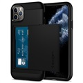Etui Spigen Slim Armor CS do telefonu iPhone 11 Pro - Czarne