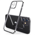 Etui z TPU Sulada Plating Frame do telefonu iPhone 12 Mini