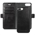 iPhone 6/6S/7/8 Plus dbramante1928 Lynge Wallet Leather Case - Black