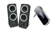 Bluetooth Speakers, FM Transmitters & Sound Accessories