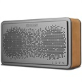 iCarer BS-221 Bluetooth Speaker - Light Brown / Grey
