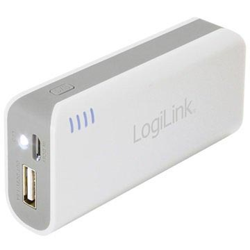 Power Bank Mobile LogiLink - 5000mAh