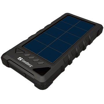 ad32fe0ddafa51 Power Bank Słoneczny Sandberg Outdoor - 16000mAh